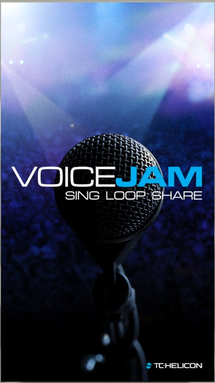 VoiceJam: Vocal Looper - Sing, Loop, Share