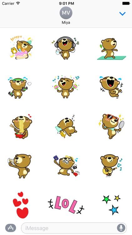 Miya the Bear