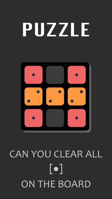 CROSS PUZZLE - Clear all dots screenshot one