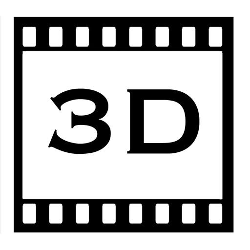 3-D Movie Camera