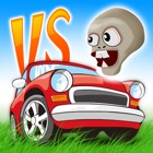 Car vs Zombies Free icon
