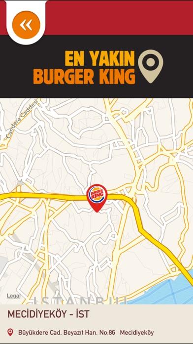 Burger King Türkiye screenshot