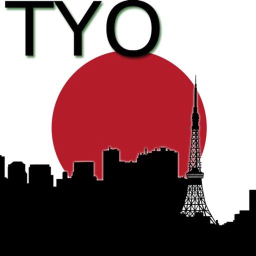 Токио Карта