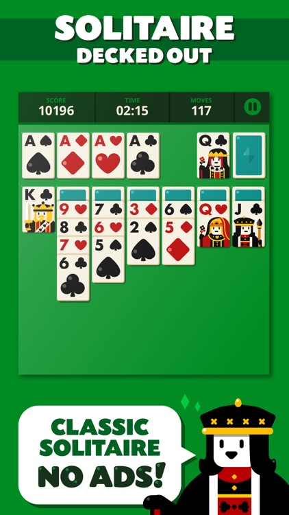 Solitaire: Decked Out (Ad Free) screenshot-0