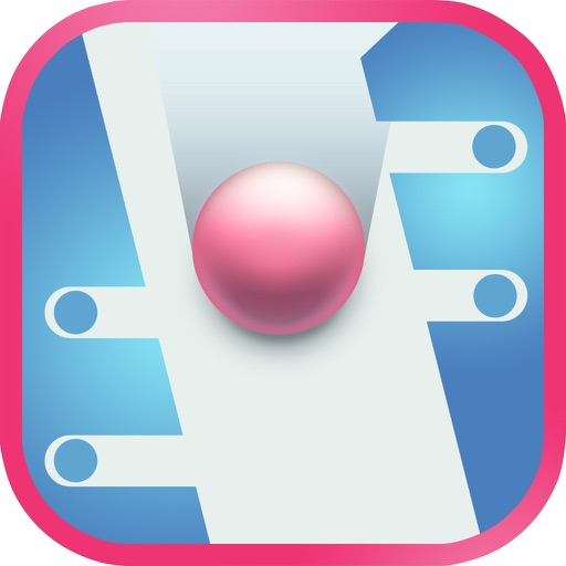 Freefall Ball - Casual Endless Infinity Arcade