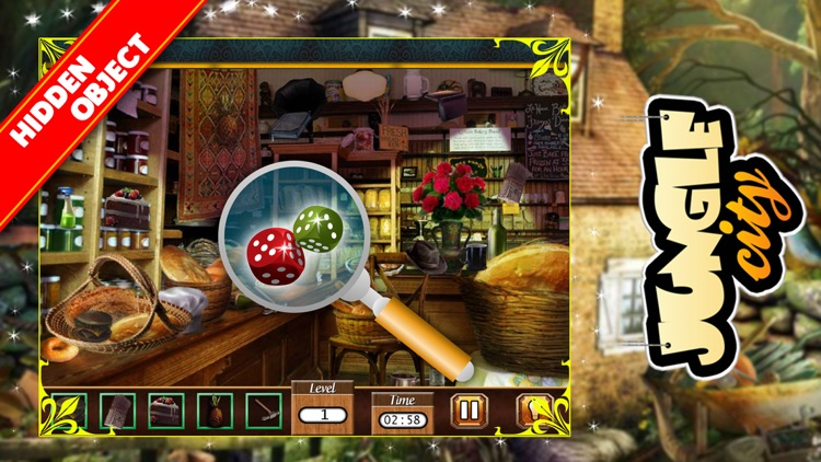 Search and Find objects : Free Hidden Object Games screenshot-4