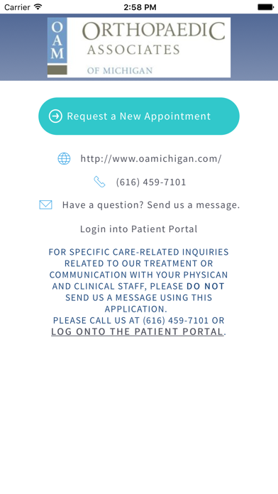 Ortho Associates of Michigan | App Price Drops