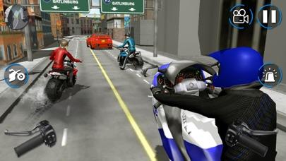 至尊警用摩托车骑士犯罪大通自行车 App 截图