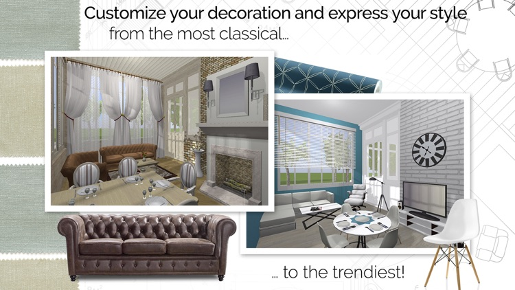Home Design 3D GOLD screenshot-3