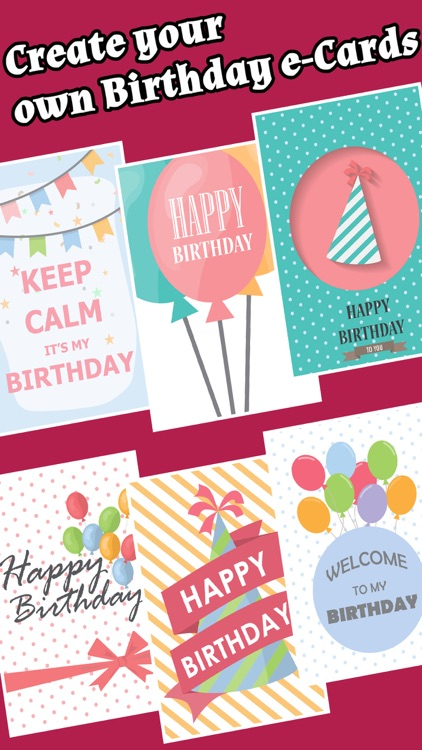 Happy Birthday Cards & Greetings Free