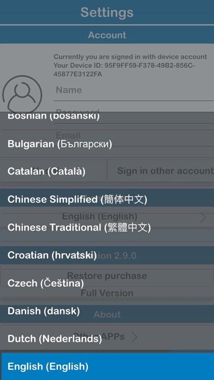 Croatian 365 screenshot-4