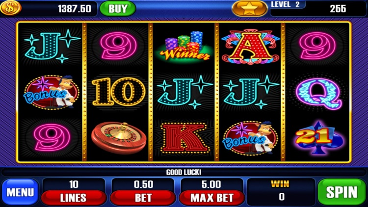 Vegas Aces Slots screenshot-0