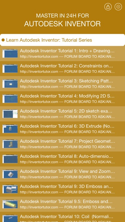 Master in 24h for Autodesk Inventor by Thuc Nguyen