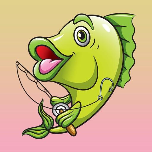 FishingMoji - Fishing Emojis
