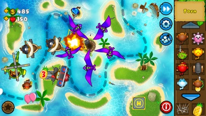 Screenshot for Bloons TD 5 in Sweden App Store
