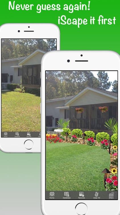 iScape Free Landscape Designs
