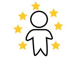 Mo the StarPerson - Sticker Pack