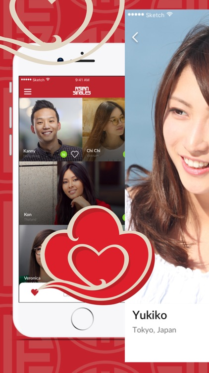 Asian Singles- Dating Chat App