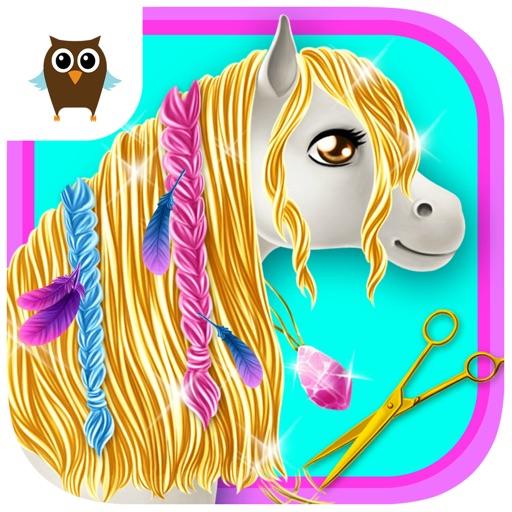Princess Horse Club 3 - Magic Pony Care, Makeover & Royal Wedding Day iOS App