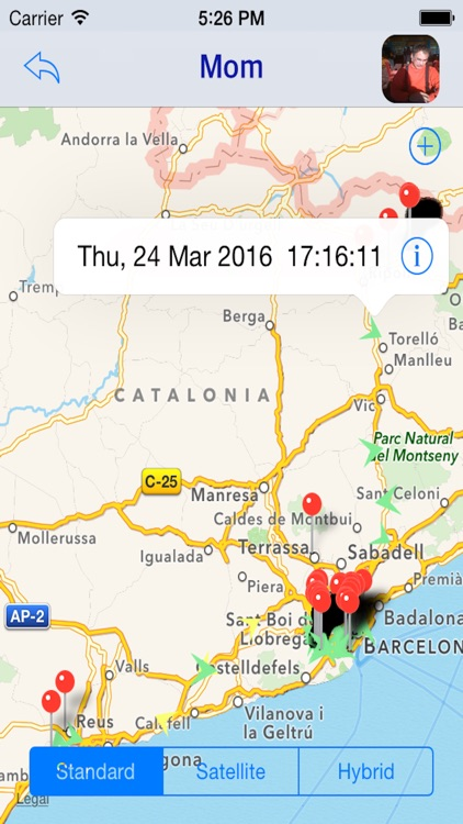GPS Phone Tracker - Find Friends & Family Locator app image