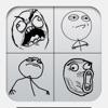 RageToSMS - Rage Faces Emoji Texting & SMS