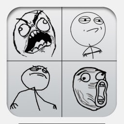 RageToSMS - Rage Faces Emoji Texting & SMS