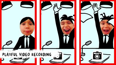 CHOMP by Christoph Niemann - funny video stories for kids Screenshot 4