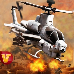 Helicopter Pilot Air Attack