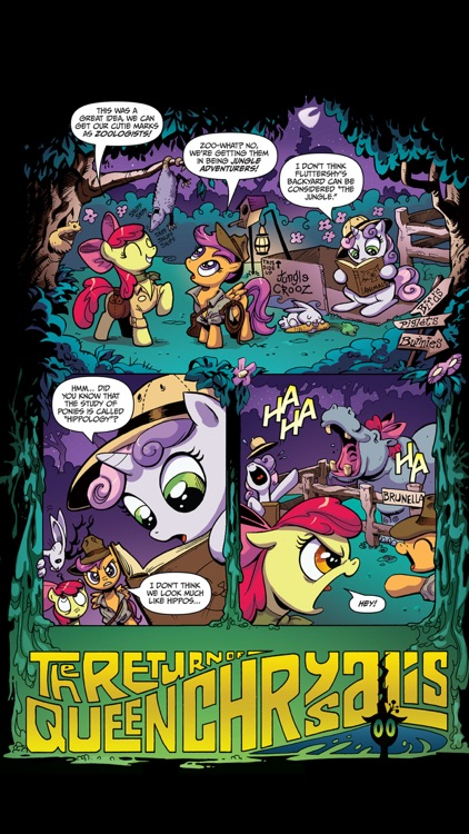 My Little Pony Comics screenshot-4