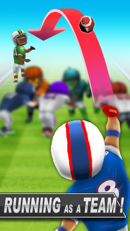 TouchDown Rush screenshot-3