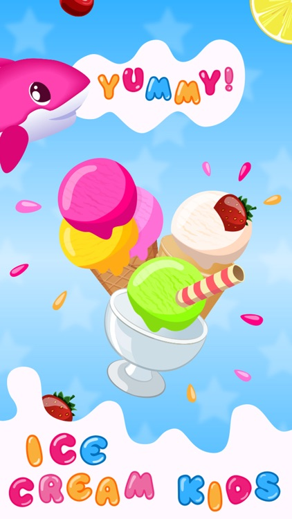 Ice Cream Kids - Dessert Cooking Game (No Ads)