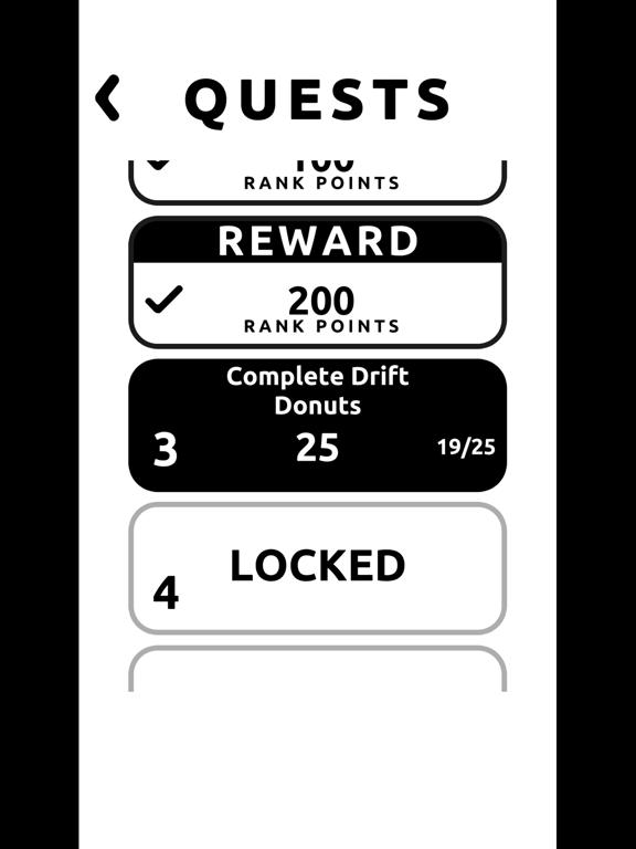 Donuts Drift - Slide Drifting screenshot 10