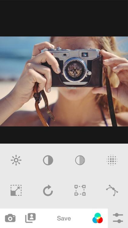 Analog Camera - Analog Filter & Analog Effect screenshot-4