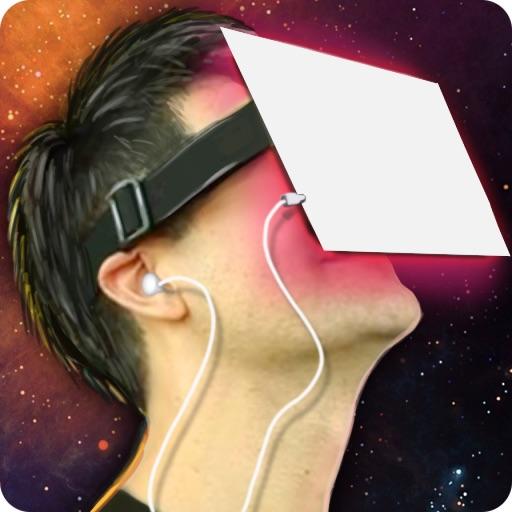 Шлем Виртуальной Реальности 3Д Шутка