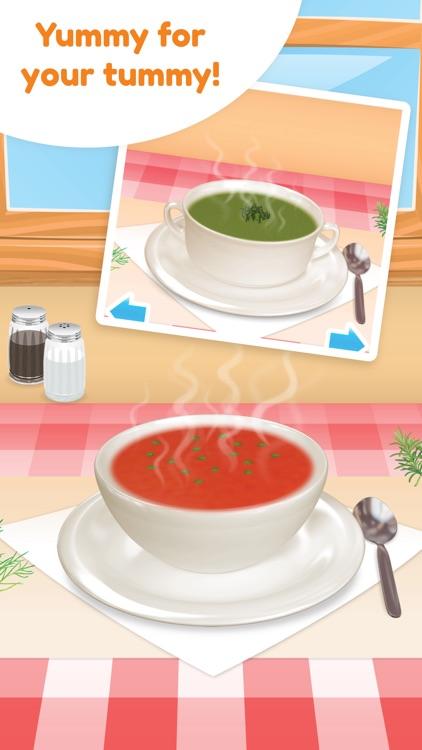 creador de sopas deluxejuego de cocina para nios app image