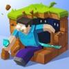 像素世界:经典中文版像素积木游戏