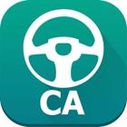 California DMV Permit Test icon