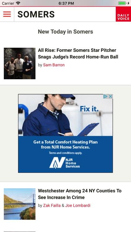 Daily Voice Local News screenshot-3