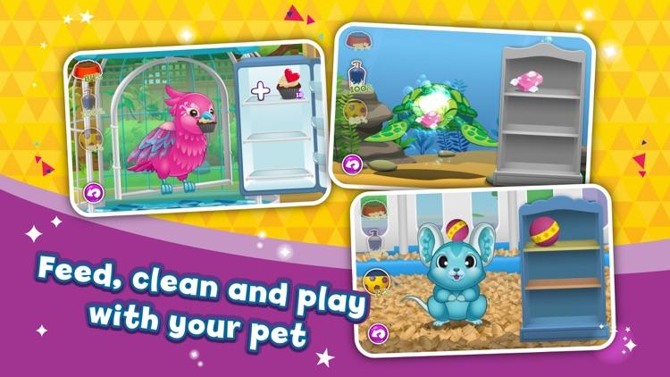 Little Live Pets - Pet Shop App