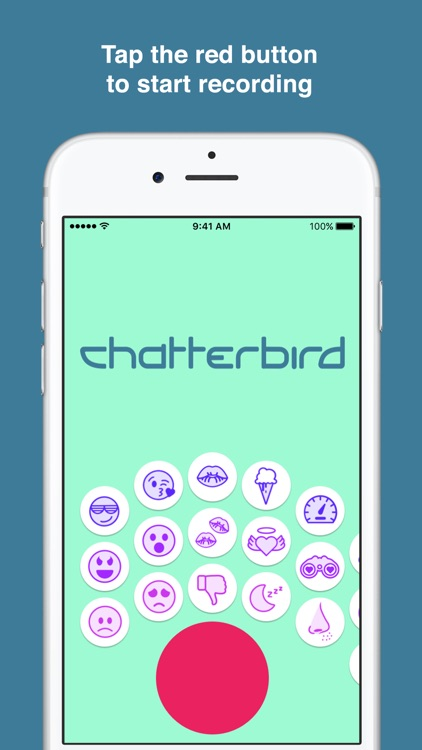 Chatterbird – Custom Voice Messages for iMessage screenshot-1
