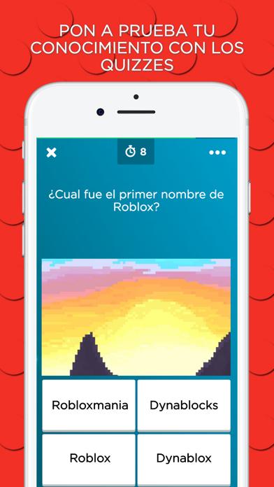 Blox Amino en Español screenshot three