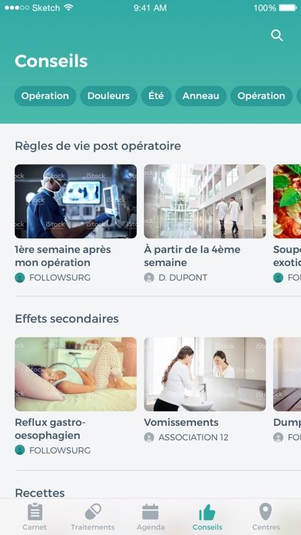 FollowSurg: Suivi de l'obésité screenshot-4