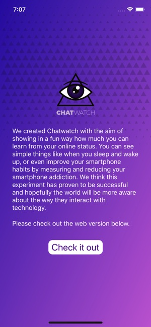 Chatwatch Go on the App Store