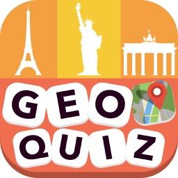 Geo Quiz - 4 Pics 1 Place