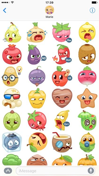 Fruitables VK