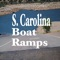 BEST SOUTH CAROLINA SALT WATER BOAT RAMPS APP
