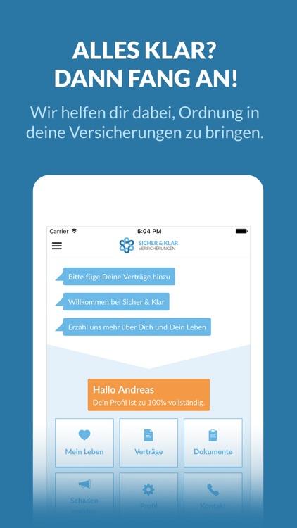 Versicherung 2.0 für Millennials screenshot-4