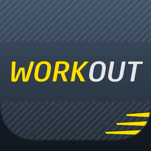 Workout: Gym personal trainer & workout tracker app logo