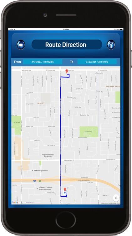 Omnitrans California USA where is the Bus screenshot-4