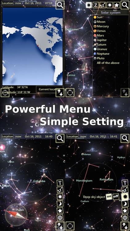 Star Tracker Lite - Night Sky Map for StarGazing screenshot-3